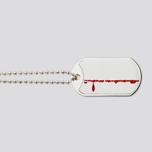 Police Officer Zombie Dog Tags