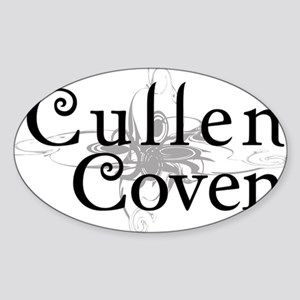 cullencoven Sticker (Oval)