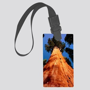 Giant Sequoia 'General Sherman' Large Luggage Tag