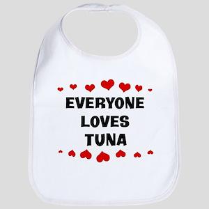 Loves: Tuna Bib