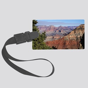 Grand Canyon 1115a Large Luggage Tag