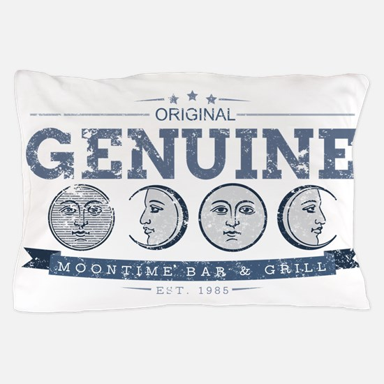 MoonTime Bar and Grill Pillow Case