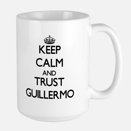 Keep Calm and TRUST Guillermo Mugs