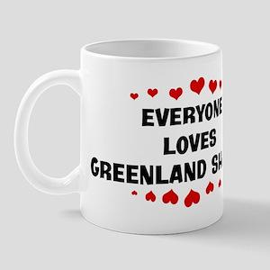 Loves: Greenland Sharks Mug