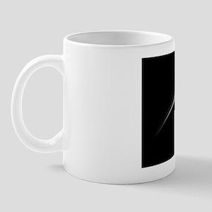 Solar eclipse diamond ring effect Mug