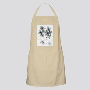 Rutile crystal structure Apron