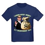 Al's Inconvenient Loot Kids Dark T-Shirt
