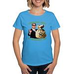 Al's Inconvenient Loot Wmn's Dark T-Shirt