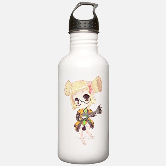 Chibi Jovena Water Bottle