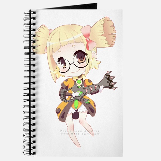 Chibi Jovena Journal