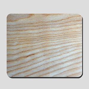 Chic Unique Wood Grain Designer Mousepad