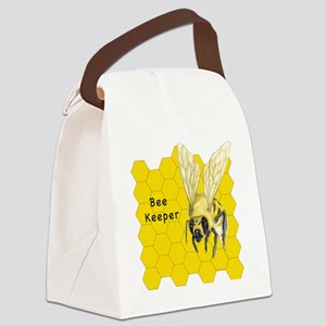 Bee Keeper Canvas Lunch Bag