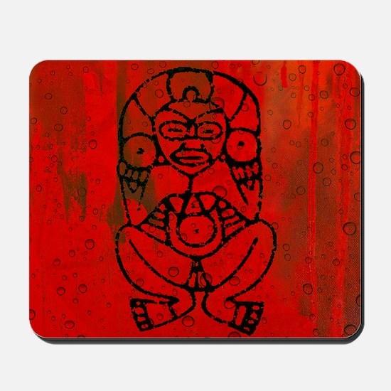 Atabey, Taino Goddess Mousepad