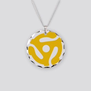 45 Insert Necklace Circle Charm
