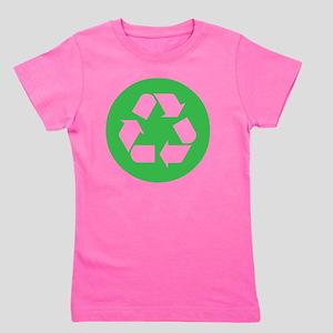 recycle Girl's Tee
