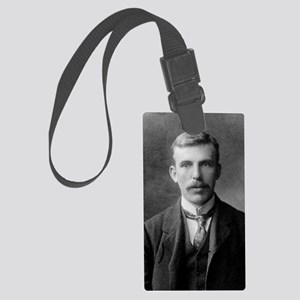 The New Zealand born physicist E Large Luggage Tag