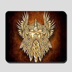 Odin - God of War Mousepad