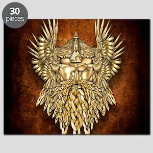 Odin - God of War Puzzle