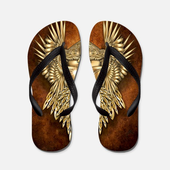 Odin - God of War Flip Flops