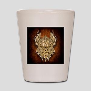 Odin - God of War Shot Glass