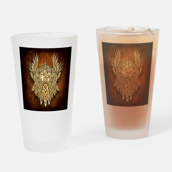 Odin - God of War Drinking Glass