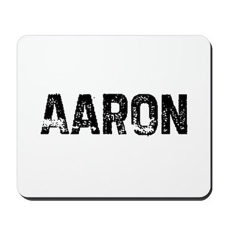 Aaron Mousepad