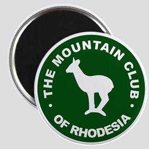 Rhodesian Mountain Club green Magnet