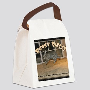 Cover - Bunny Bliss Canvas Lunch Bag