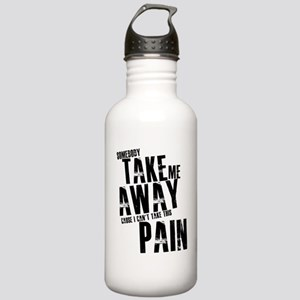 Take Me Away Stainless Water Bottle 1.0L