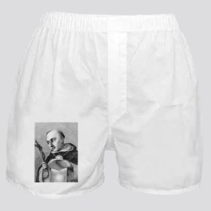 Thomas Aquinas, Italian theologian Boxer Shorts