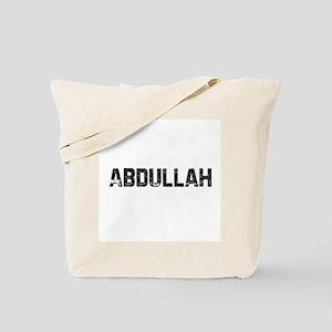 Abdullah Tote Bag