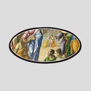 Christ Healing Patch
