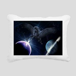 bp_kids_all_over_828_H_F Rectangular Canvas Pillow