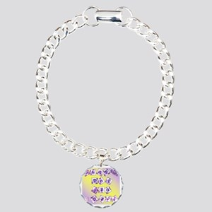 What's The Big Diff Charm Bracelet, One Charm
