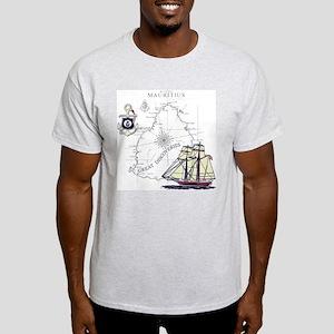 Mauritius Boat Light T-Shirt