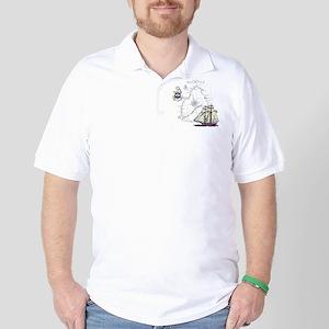 Mauritius Boat Golf Shirt