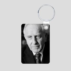 Vladimir Migulin, Soviet p Aluminum Photo Keychain