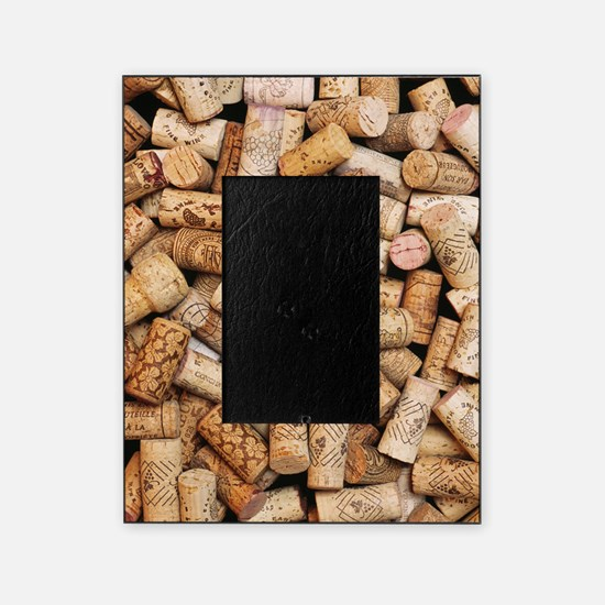 wine bottle corks picture frame - Wine Picture Frames