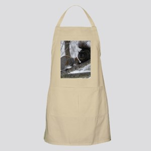Black Squirrel Apron