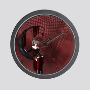 j_l_cutting_board_820_H_F Wall Clock