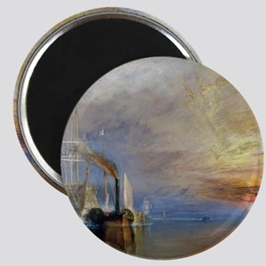 William Turner The Fighting Temeraire Magnet