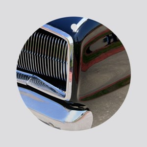 charger nose Round Ornament
