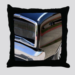 charger nose Throw Pillow