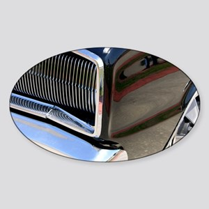 charger nose Sticker (Oval)