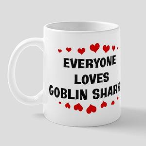 Loves: Goblin Sharks Mug