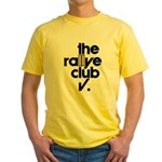 TRC Yellow T-Shirt S-2X