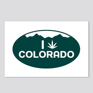 CO - Colorado Postcards (Package of 8)