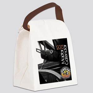 2013calendarmopar cover Canvas Lunch Bag