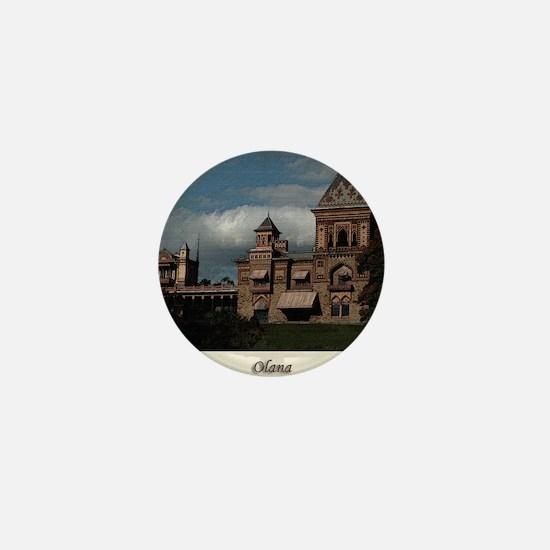 Olana Frederick Church Mini Button