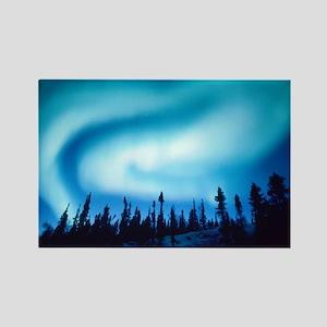 Winter Solstice Cards Rectangle Magnet